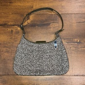 Vintage Coach wool and purse